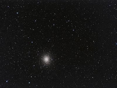 Astrophotography Omega Centauri Olympus OMD EM5 300mm