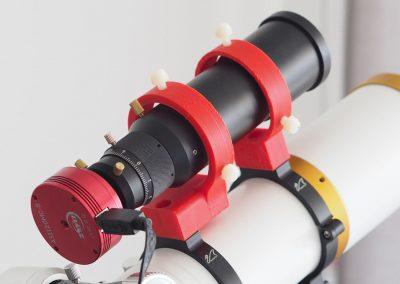 3D printed 50mm finderscope rings