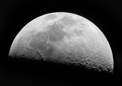 Lunar photography with William Optics GTF102