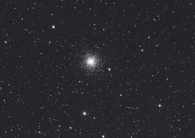 Messier 15 globular cluster, RASA8 & ASI294MC Pro