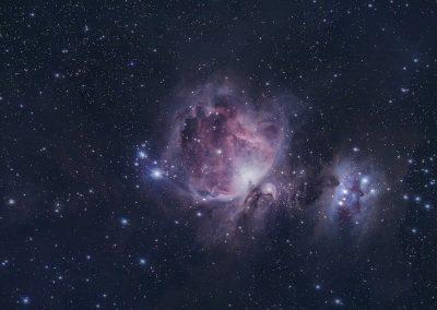 RASA8 captures M42