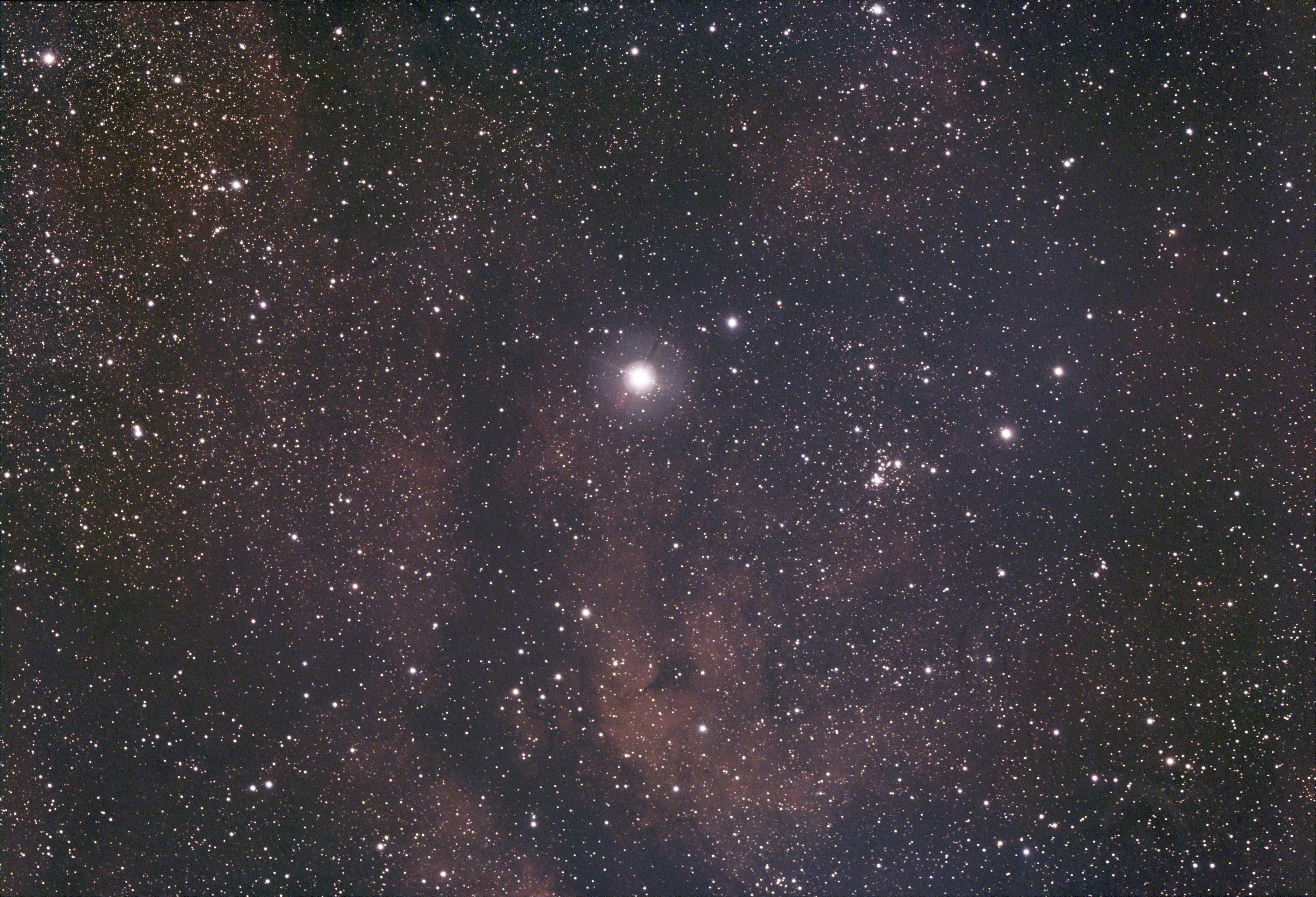 Sadr region Cygnus, RASA8 & ASI294MC Pro