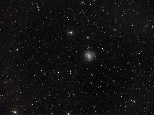 M83 captured with RASA8 & ASI294MC Pro