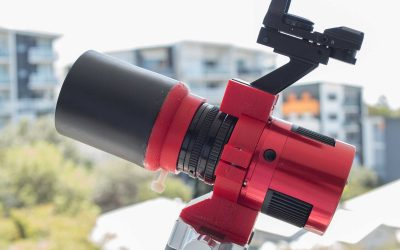3D printing for astronomy: ASI294MC PRO camera to Star Adventurer adapter