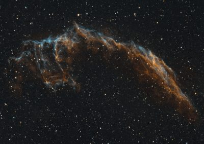 Veil Nebula captured  with William Optics GT71 & ASI183MM Pro camera