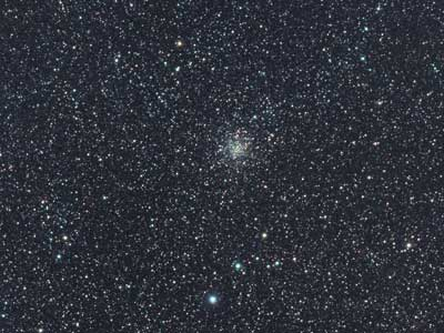 M71 imaged with William Optics GT71 & ASI183MM Pro camera