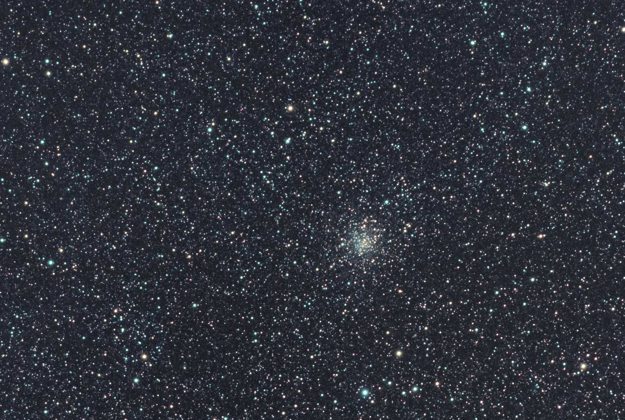 Carina Nebula William Optics GT71 and ASI183MM Pro camera