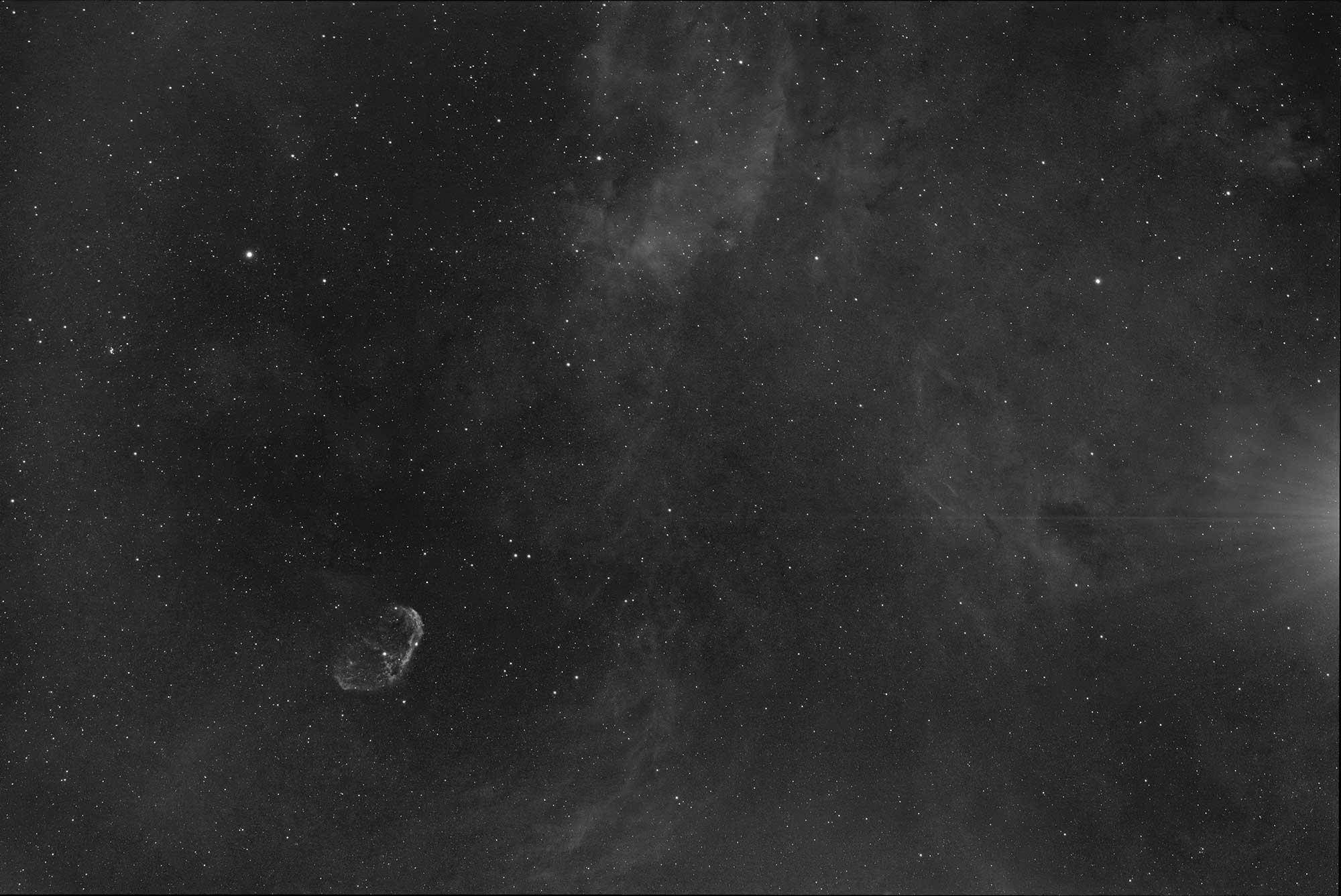 RASA8 telescope on the Avalon Instruments M Zero mount