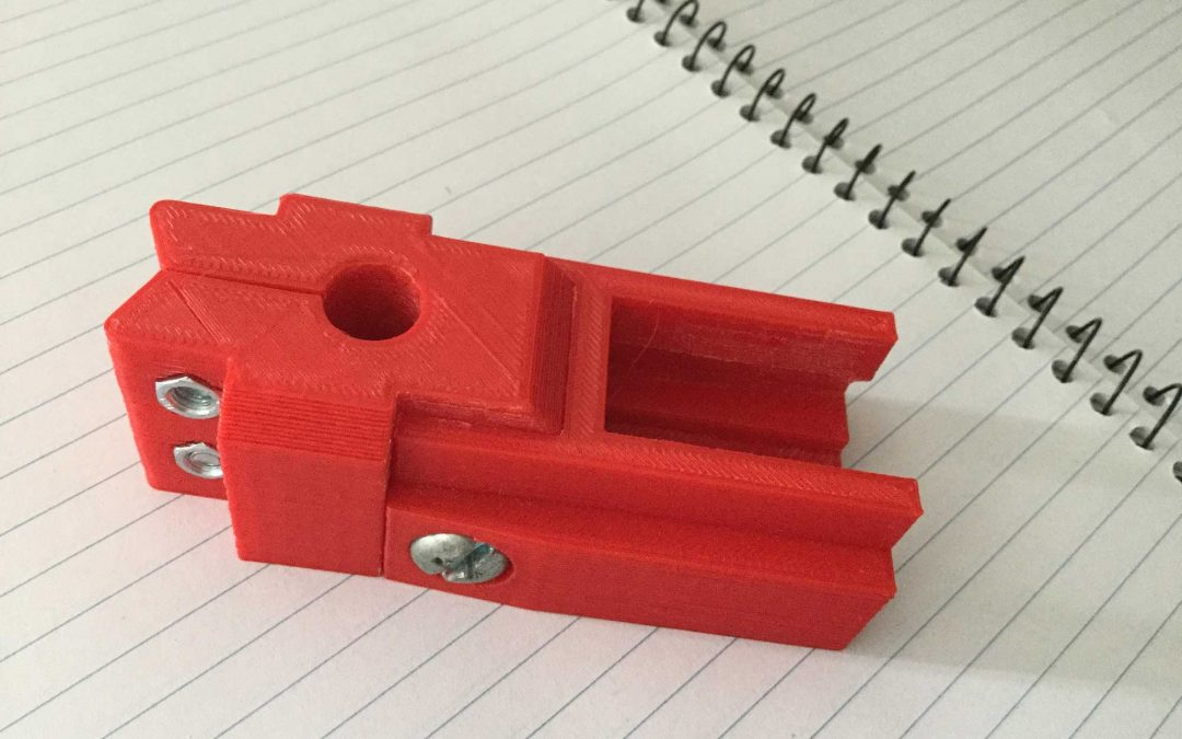 Updated 3D printed bracket for Orion 50mm guidescope