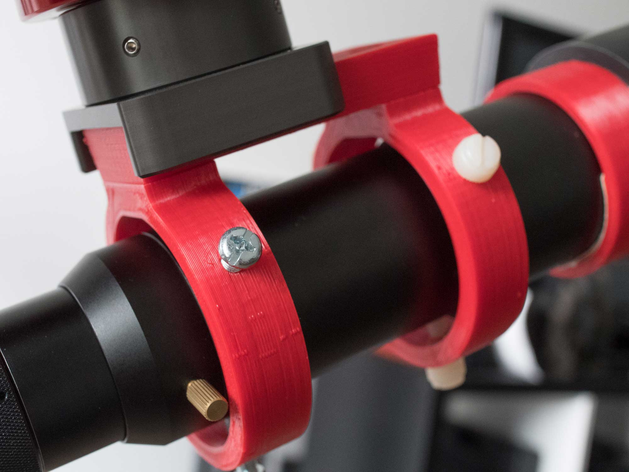 50mm guidescope for the Avalon Instruments M-zero mount